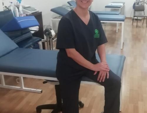 Entrevista a Luisa Fernanda Martín, gerente del Centro de Fisioterapia Antequera en la que nos habla de cómo ha sido el regreso a la actividad y de cómo se han adaptado para ofrecer al cliente toda la seguridad necesaria para realizar un tratamiento de fisioterapia.