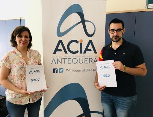 ACIA y Neico firman un convenio con ventajas en servicios de comunicación para los asociados