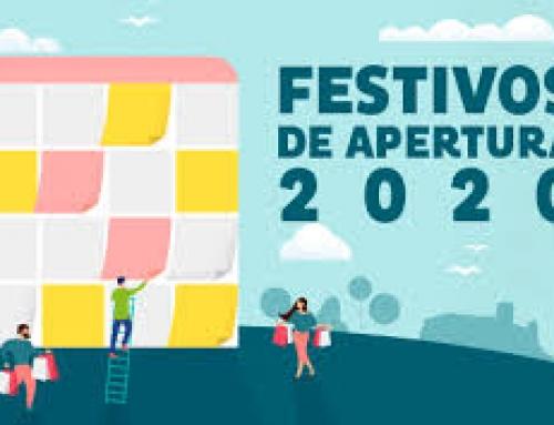 ACIA invita al comercio de Antequera a abrir los festivos y fines de semana de la campaña de Navidad
