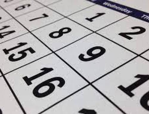 Calendario de domingos y festivos para el ejercicio 2022.