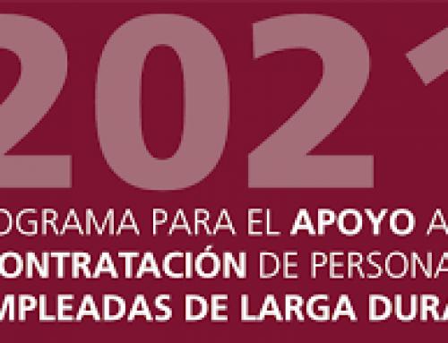 Programas de Subvenciones de Apoyo a la Contratación, Diputación de Málaga